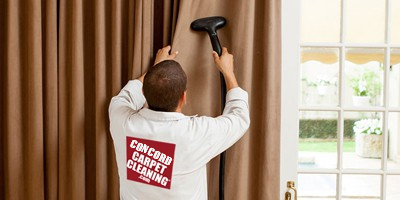 Curtains Blinds and Drapes Cleaning