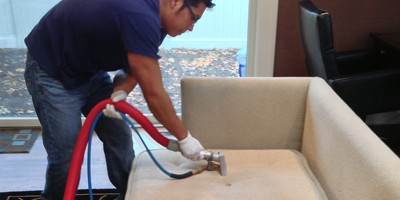 upholstery cleaning and care