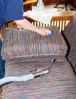 Upholstery Furniture Cleaning service